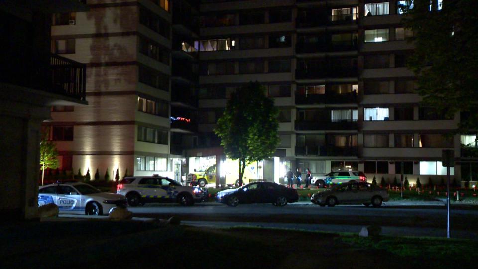 Woman killed Cote St Luc