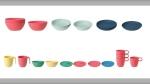 Ikea recalls Heroisk and Talrika plates, bowls, and mugs (CNW Group/IKEA Canada)
