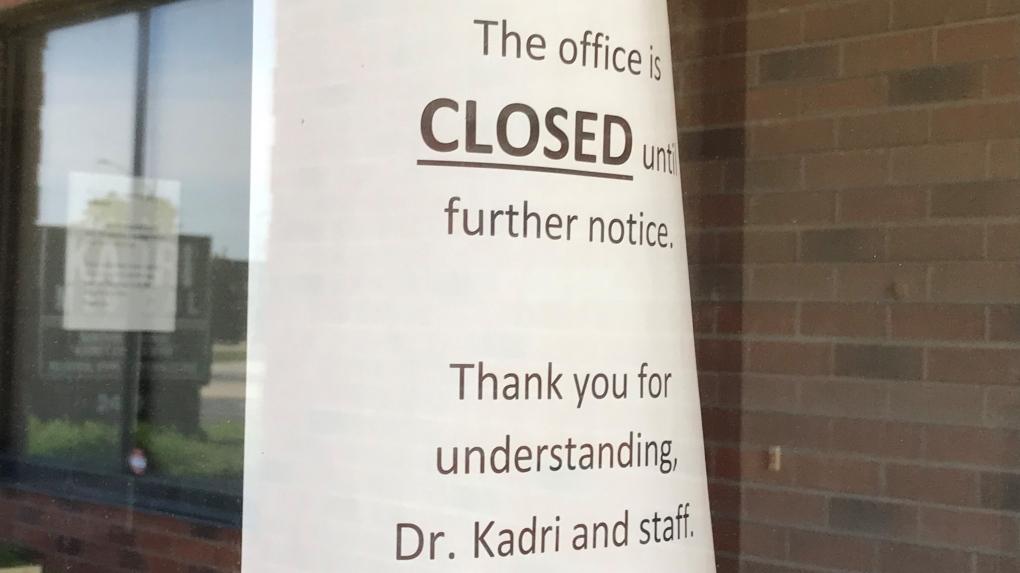 Kadri's Kidney Care clinic closed indefinitely