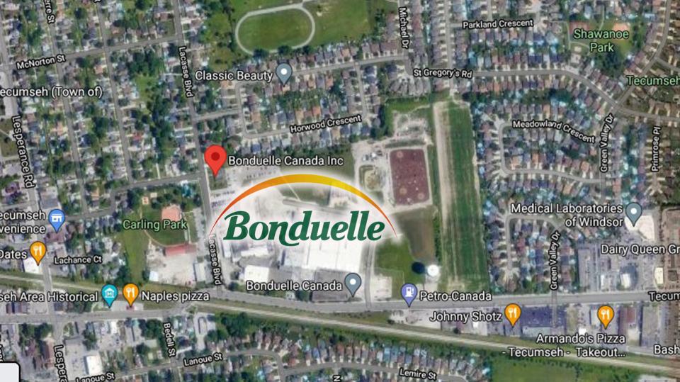 Bonduelle plant