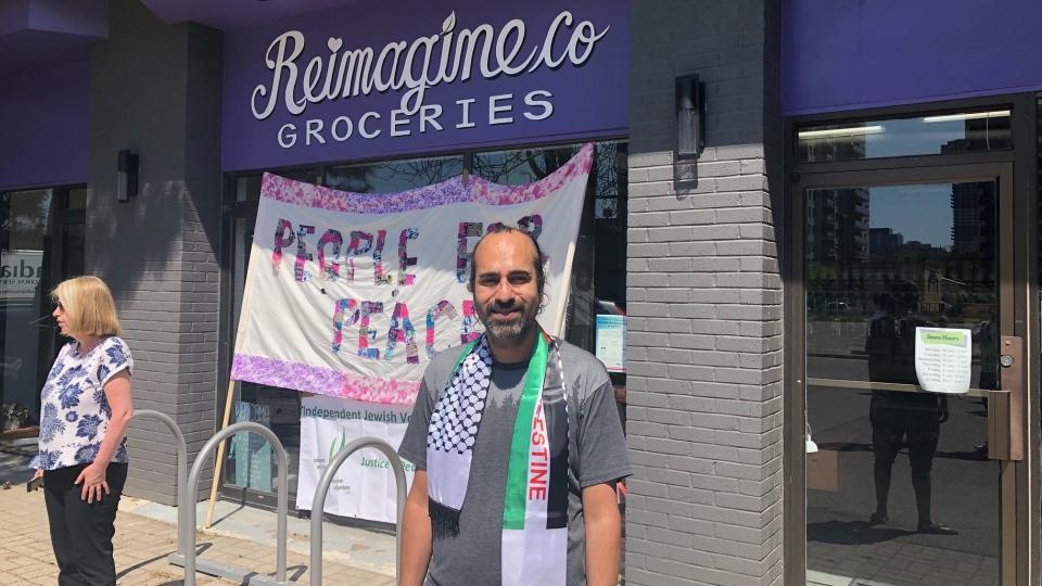 Reimagine Co. owner Heen Rajani