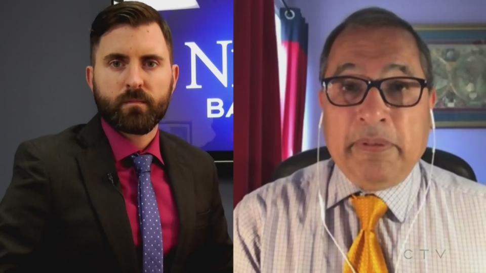 Craig Momney and. Dr. Karim Kurji