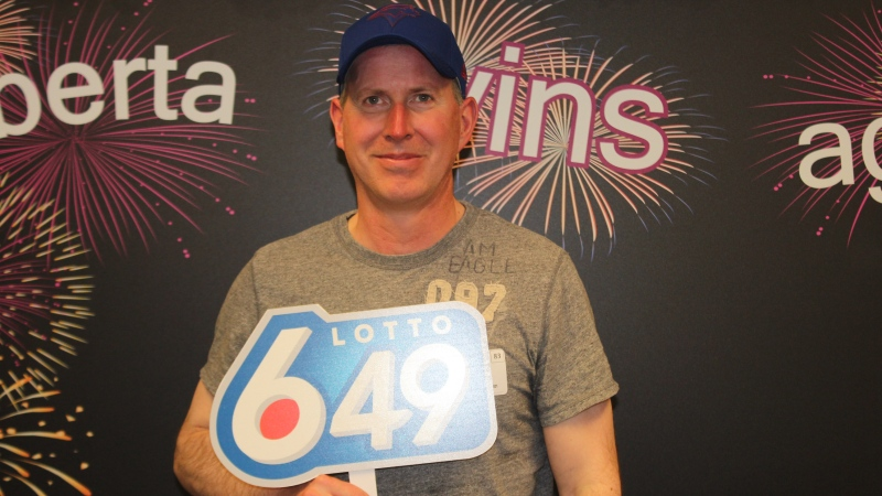 Sheldon McNeill bought his $1-million winning ticket at Summerside Husky located at 818 91 St. SW. (LOTTO 6/49)