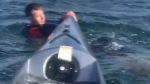 B.C. kayak rescue