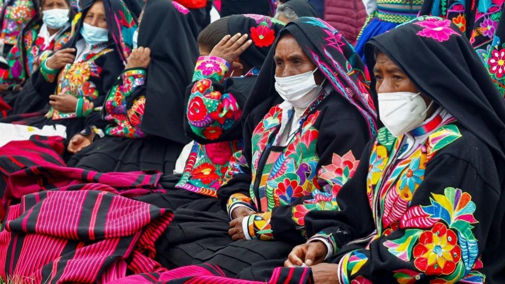 Peru Indigenous peoples