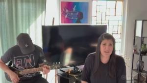 Timmins duo pay tribute to John Prine
