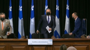 Quebec reopens most regions May 31