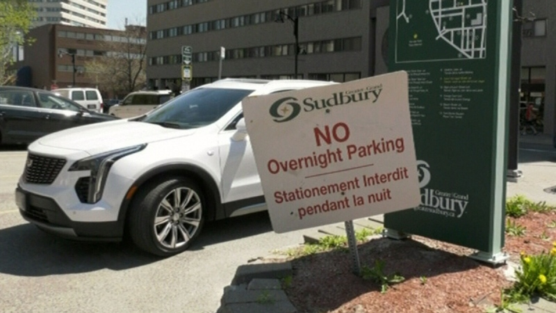 Sudbury writing off $3M in parking, other fines