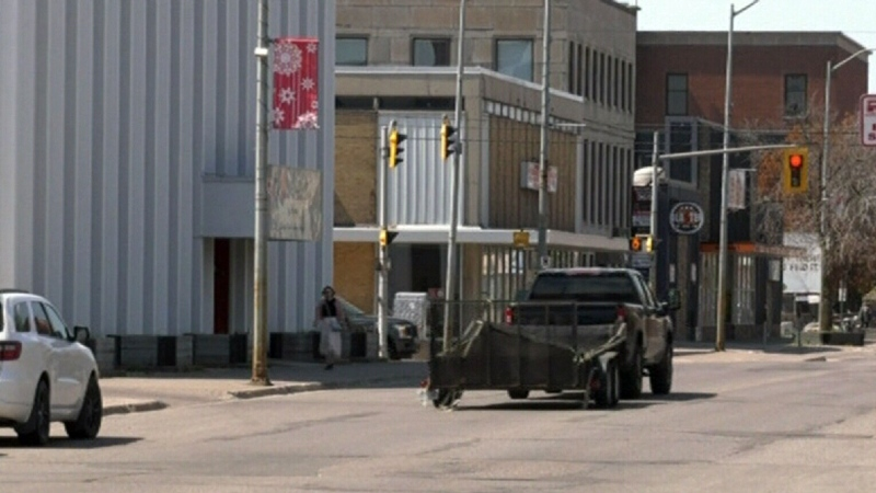 Security added to downtown area in the Sault
