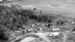 This farm, on the border of the Keeseekoose First Nation, is the location of the 1993 murder of Kamsack-area farmer Anthony Joseph Dolff. (Courtesy: APTN)
