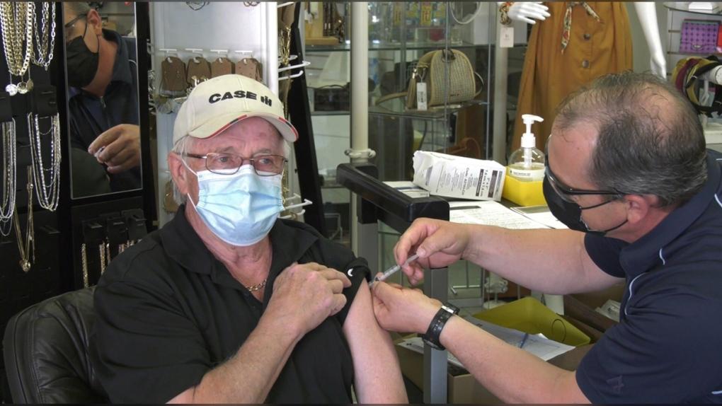 vaccines, rural, communities, pandemic, alberta