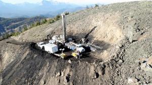 Coal exploration underway in Alberta's Eastern Slopes.