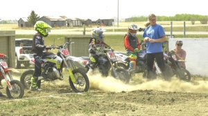 Motocross takes off in Yorkton