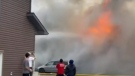 3 homes damaged in Tuesday fire