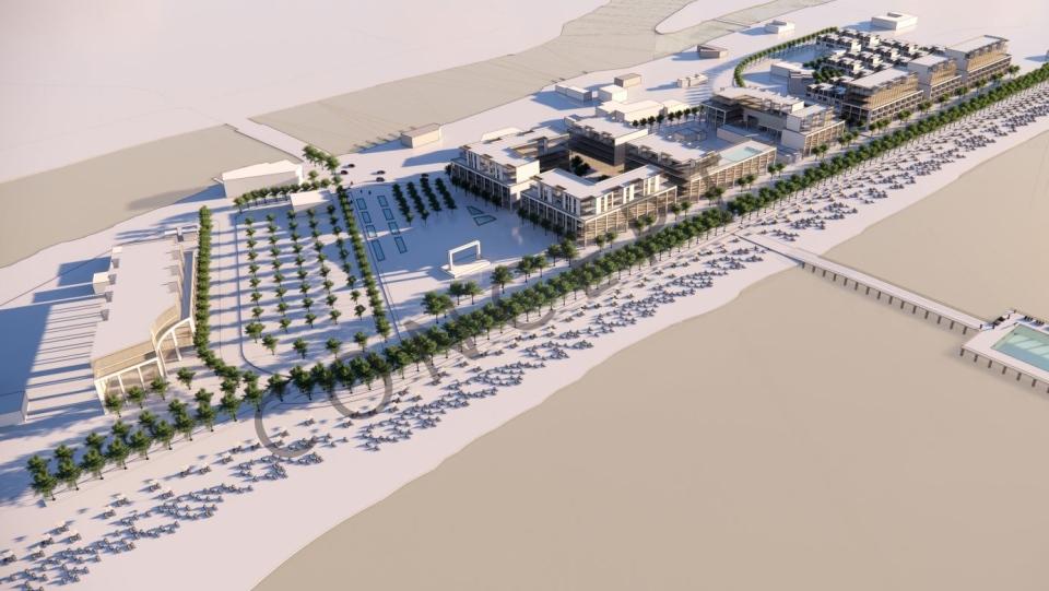 Wasaga Beach development