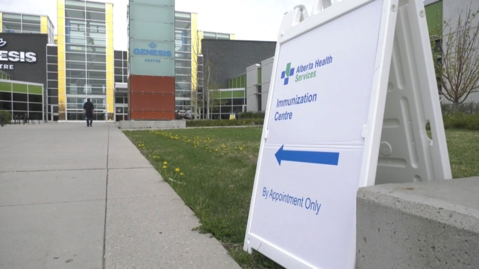 Calgary vaccination