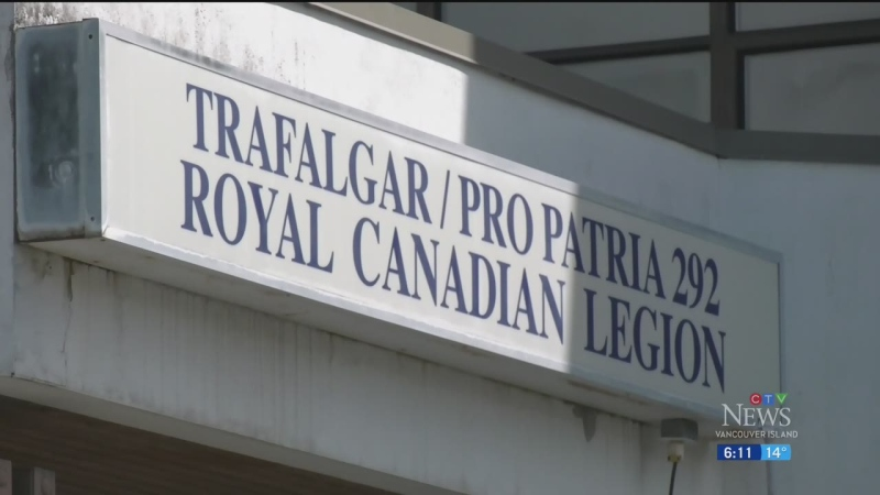 Legion branches reaching out to B.C. for help