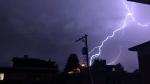 thunderstorm lightning vancouver