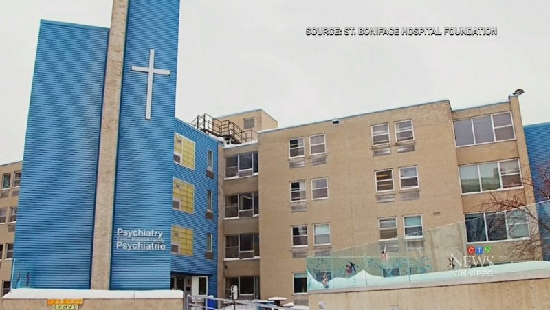 Renovations done at St. Boniface Hospital