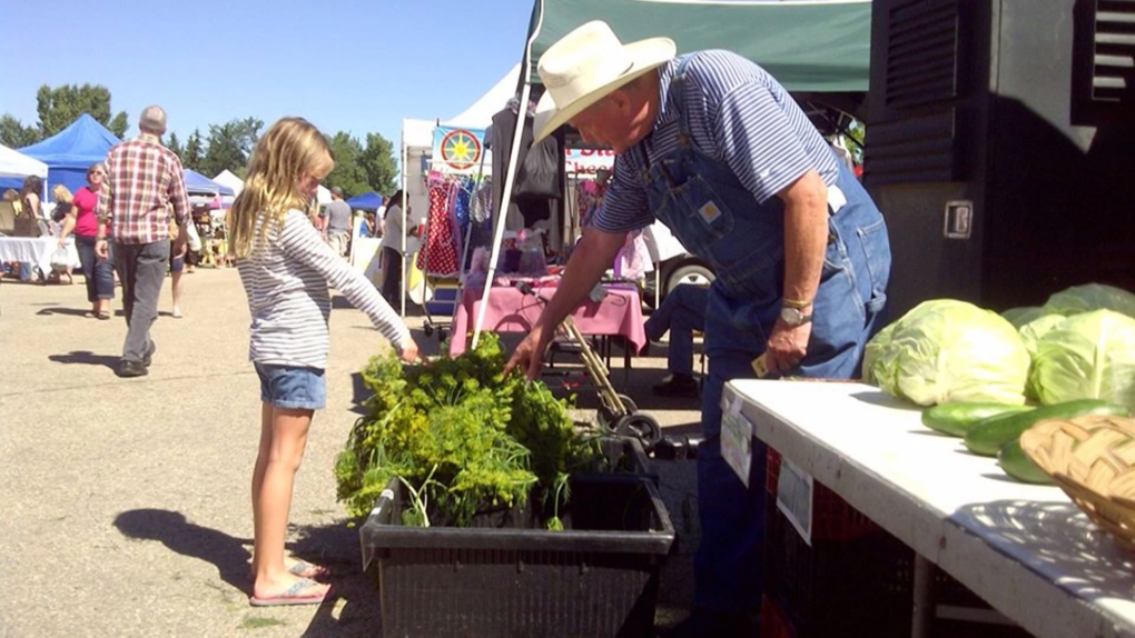 The Market at Red Deer