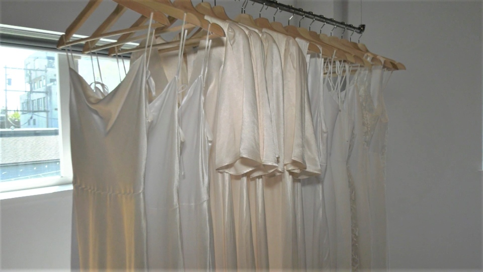 Park & Fifth is making bridal gowns.