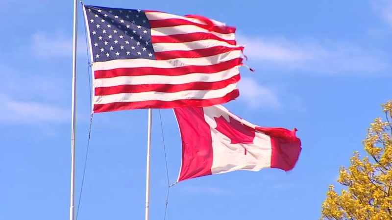 The Canada and U.S. border will remain closed until at least June 21, 2021: (CTV News)