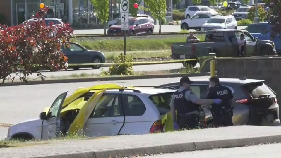 RCMP investigate deadly shooting in Nanaimo