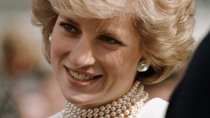 Diana, Princess of Wales in Burnaby, B.C., May 6, 1986. THE CANADIAN PRESS/Ryan Remiorz