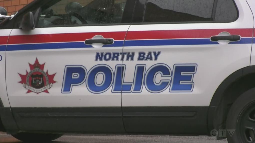 North Bay police car