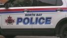 North Bay police cruiser. May 20/21 (Eric Taschner/CTV Northern Ontario)