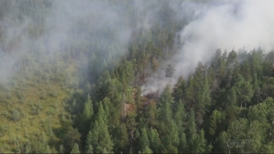 Northern Ont. forest fire season off to hot start