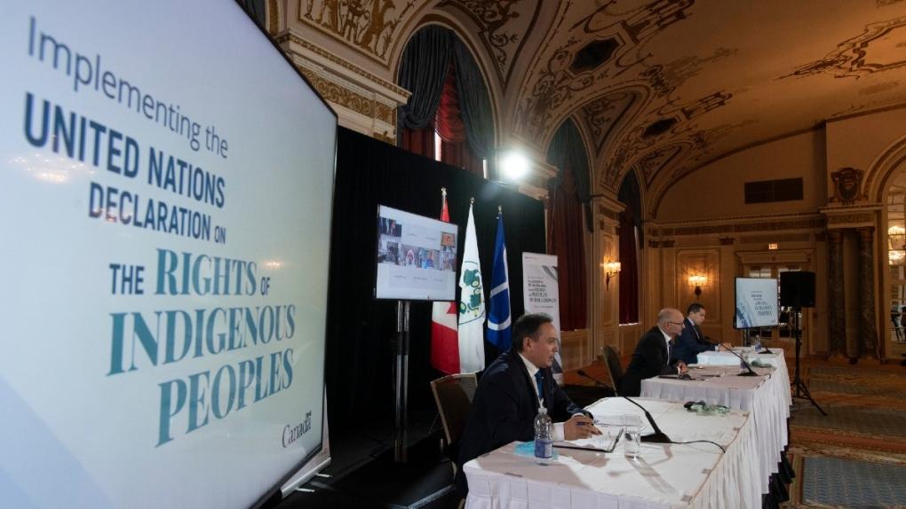 UNDRIP announcement in Ottawa