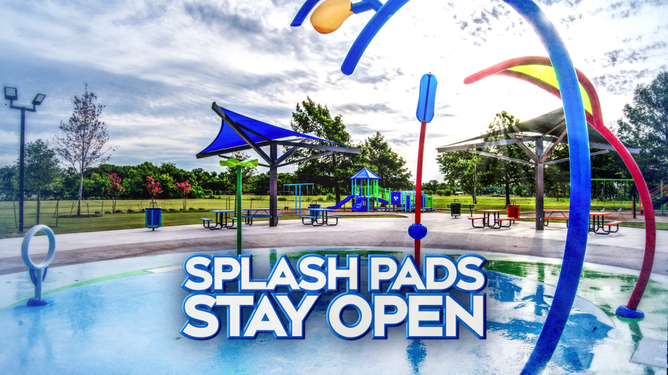 Province to allow Ottawa splash pads to stay open