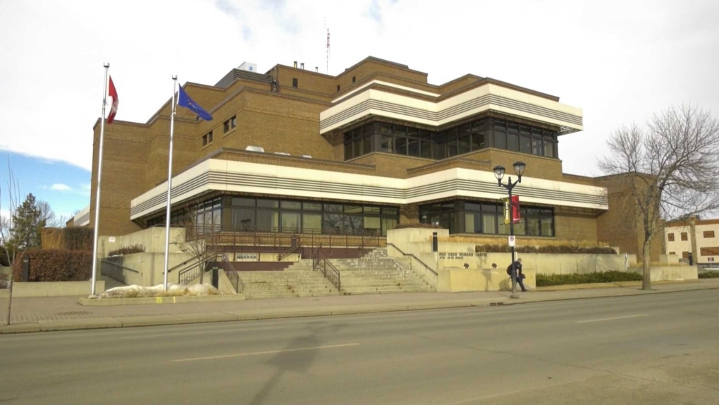 Red Deer Remand Centre