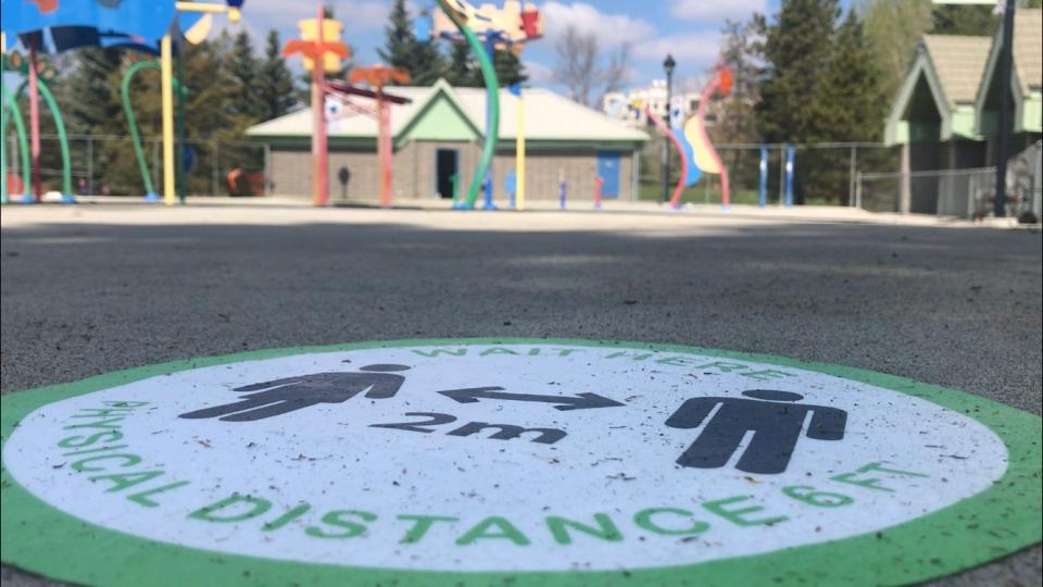 St. Albert Spray Park, COVID-19 Alberta