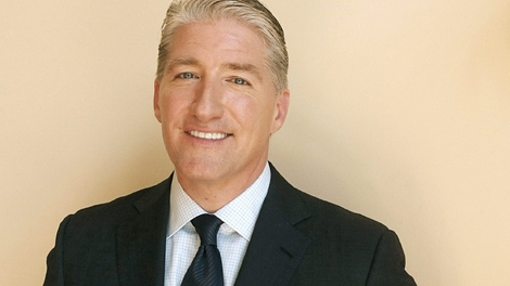 CNN anchor John King poses for a portrait during the summer Television Critics Association press tour in Pasadena, Calif., July 28, 2009. (AP / Dan Steinberg)