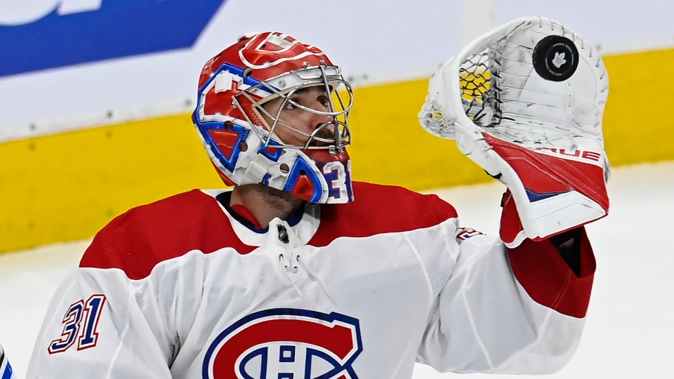 Carey Price stole a game, could he do more?