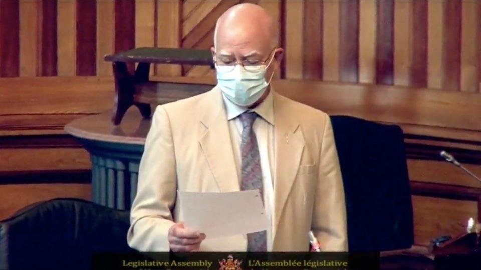 Green leader David Coon