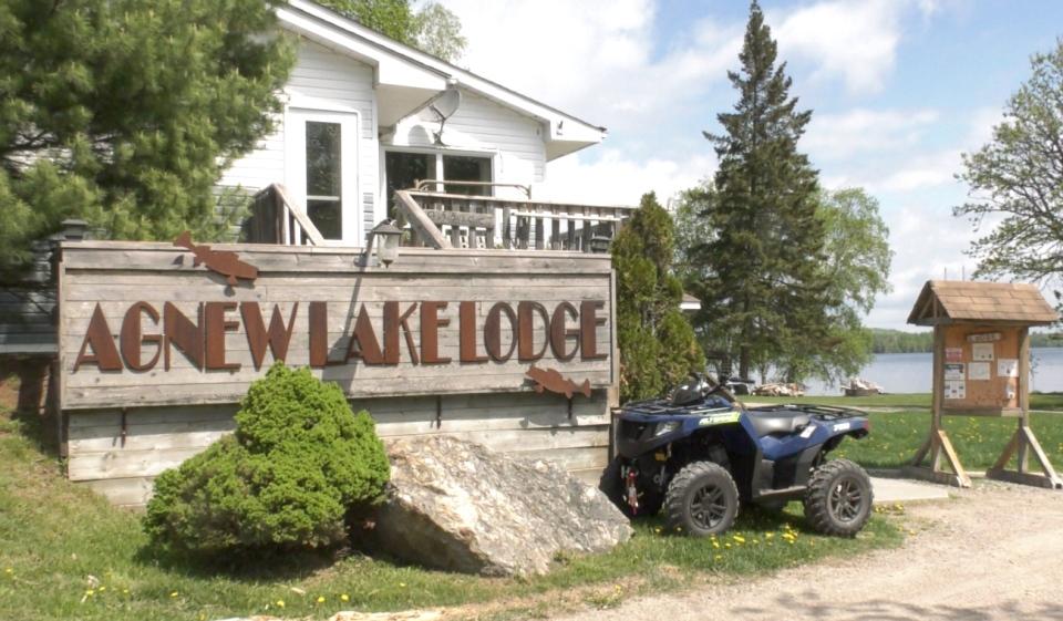 Agnew Lake Lodge