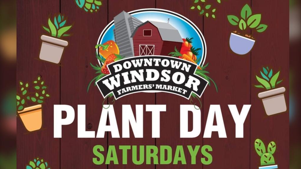Plant Day Saturdays
