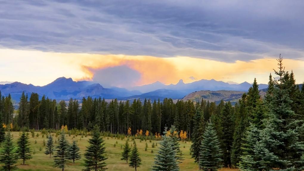 wildfire, Alberta,