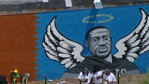 Montreal marks one year since George Floyd's deat