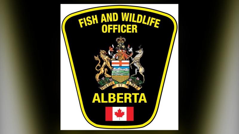 Alberta Fish and Wildlife logo