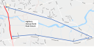 Highbury Avenue closure in London, Ont. from May 27, to May 30, 2021. (City of London)