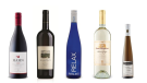 Hahn Family Wines GSM 2018, Quails' Gate Estate Winery Old Vines Foch 2016, Relax Riesling 2019, Santa Margherita Pinot Grigio 2020, Château des Charmes Vidal Icewine 2016