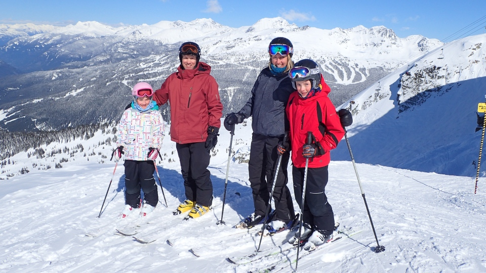 The pandemic put a hold on ski plans.
