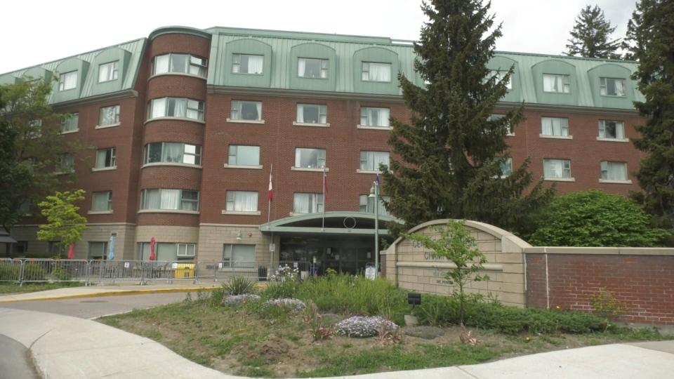 Centre d'accueil Champlain