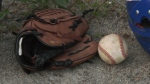 Little leaguers ready to play ball