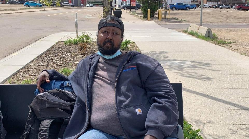 Jamal Awl, Edmonton, park, overdose deaths