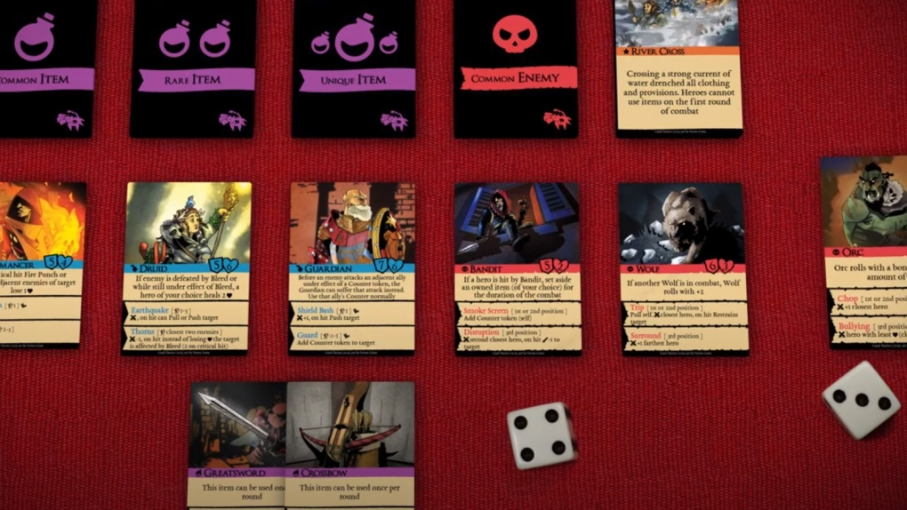 card tactics